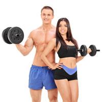 Burn fat like a bodybuilder